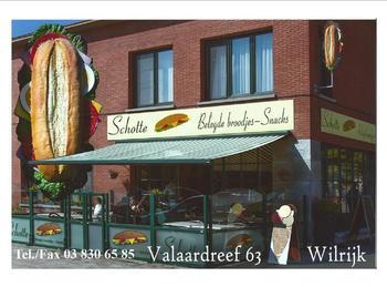 Broodjeszaak Schotte - Dagverse broodjes