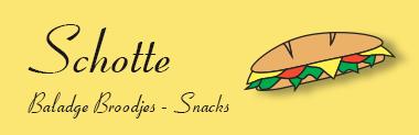 Broodjeszaak Schotte - snackbar